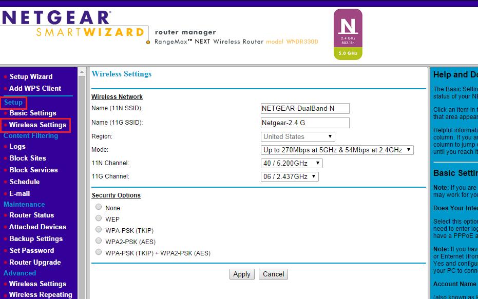 manually-setup-netgear-router