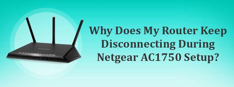Netgear AC1750 Setup
